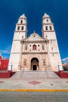 Campeche: Catedral de Nuestra Señora de la Purísma Concepción von Maarten Verhees