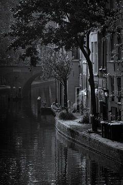 Oude Gracht, Utrecht van Sander Strijdhorst