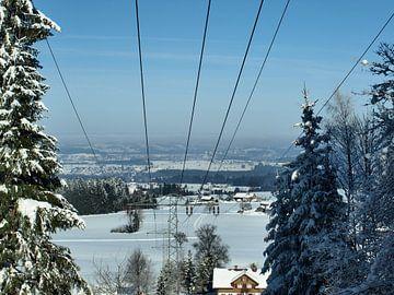 Winter von P van Beek