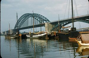 Schellingwouderbrug van Jaap Ros