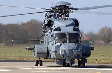 Canadese Sikorsky CH-148 Cyclone helikopter van Ramon Berk