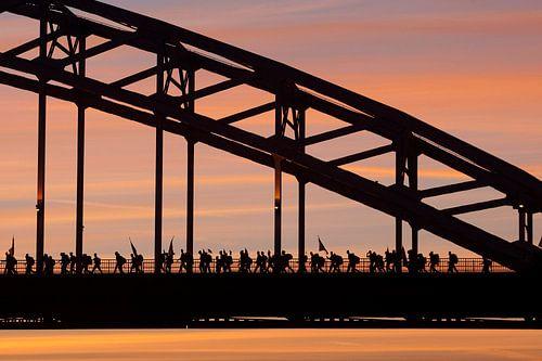 Start of the Four Days Marches Nijmegen von Luuk van der Lee
