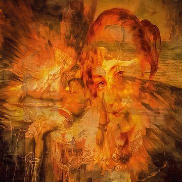 Klassiek collage met tragedie van Joost Hogervorst