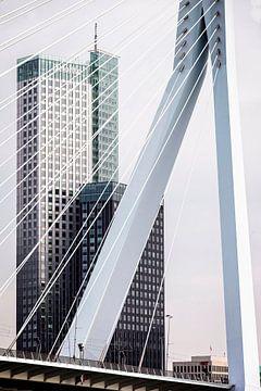 Erasmus-Brücke von Rob Boon