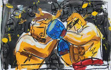 the boxers van Jeroen Quirijns