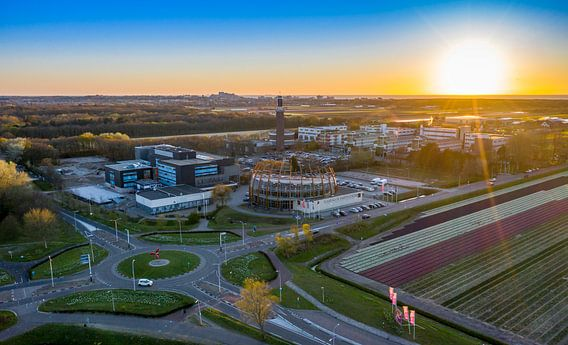 Noordwijkerhout, Flamingo's Partycentrum, Conference Centre Leeuwenhorst, Teylingen College Leeuwenh