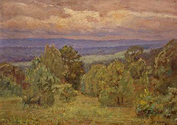 T C. Steele (Amerikaner, 1847-1926)~Sturmwolken