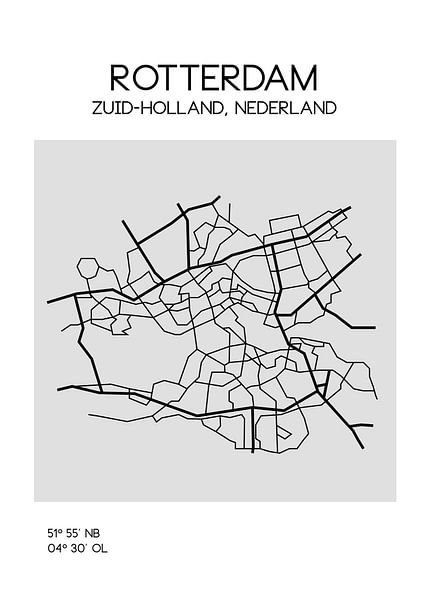 Rotterdam van Emi Oosterkamp