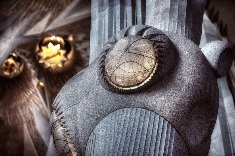Perfecte Architectuur (Gaudi) van Jaap van Lenthe