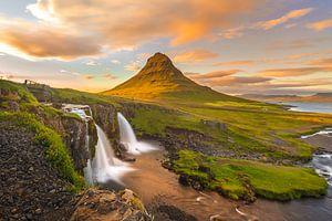 Magic of Mt. Kirkjufell