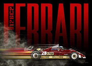 Ferrari 126C2 von Theodor Decker