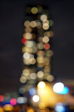 Bokeh Rotterdam 3 van Andrew Chang
