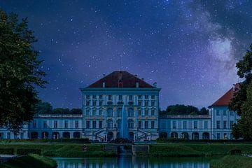 DE - Bavaria : Nympfenburg Palace Munich von Michael Nägele