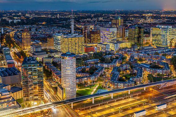 Skyline The Hague City