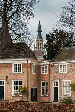 Grote kerk Breda von Raymond Meerbeek