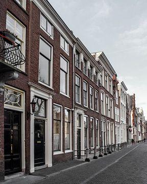 Straat in Utrecht sur Kim de Been