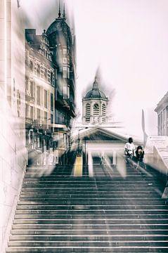 Dynamic Brussels sur Ellen Driesse