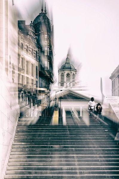 Dynamisch Brussel van Ellen Driesse
