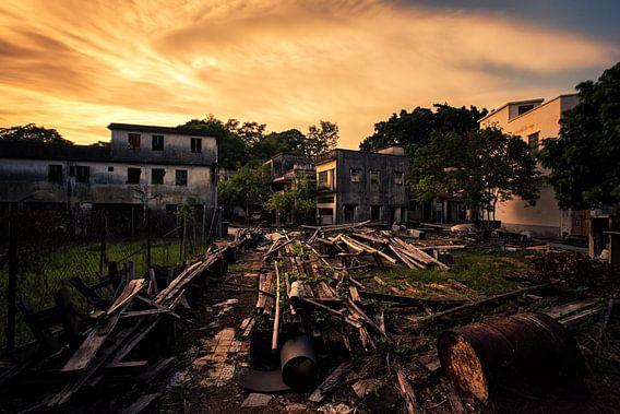 The Abandoned Village van Cho Tang