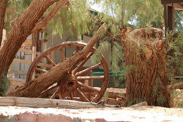 Death Valley Stove pipe wells 3 van Karen Boer-Gijsman