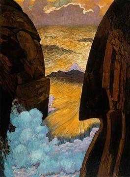 Georges Lacombe-Vorhor, die grüne Welle