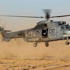 Koninklijke Luchtmacht AS532U2 Cougar van Dirk Jan de Ridder