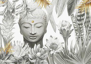 Buddha von Nettsch .