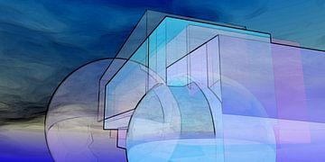 blue world von Isa Bild