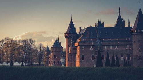De Haar Castle sur Paul Poot