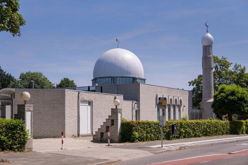 Molukse Moskee Ridderkerk van Wessel Dekker
