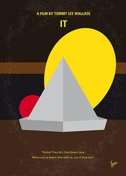 No043 My it minimal movie poster van Chungkong Art
