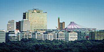 Berlin Skyline / Potsdamer Platz sur Alexander Voss