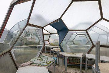 Mission zum Mars, Standort des Urbex in Deutschland von Ger Beekes