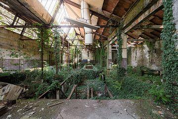 verlaten industrieel pand van Kristof Ven