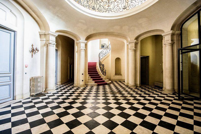 Urban Exploration Welkom in mijn kasteel van Aurelie Vandermeren