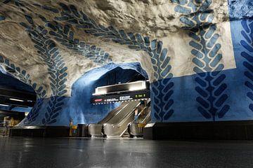Stockholmer U-Bahn von Kevin IJpelaar