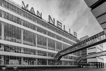 Fabrik Van Nelle von Menno Schaefer