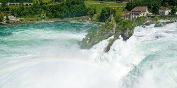 Rheinfall bei Schaffhausen von Reiner Würz / RWFotoArt