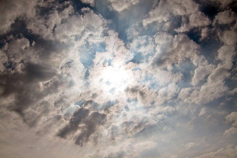 Just Some Clouds van Maarten Scholder