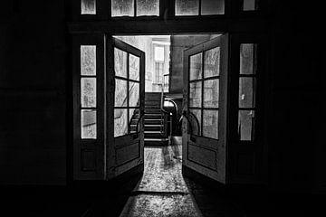 Old staircase van Tilo Grellmann | Photography