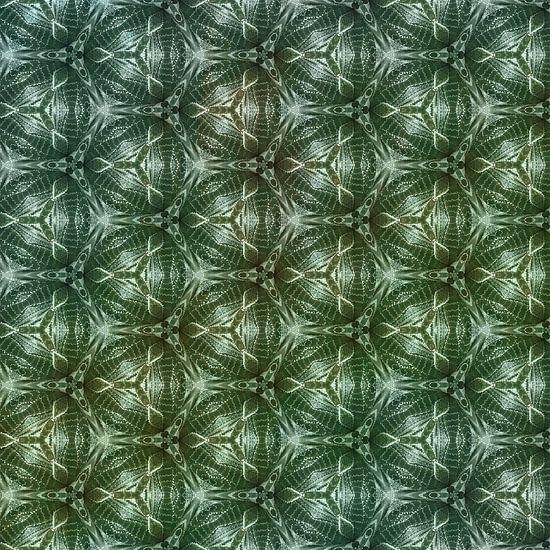 Botanisch patroon van Rietje Bulthuis
