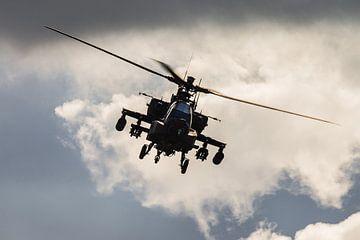 Boeing AH-64 Apache helikopter van