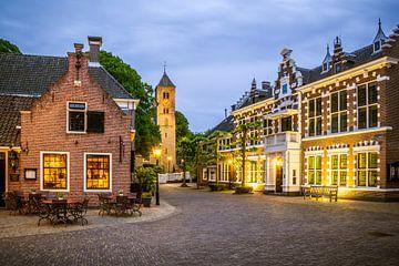 Dorfansicht Oud-Velsen von Hanno de Vries