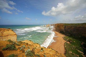 12 Apostel  Great Ocean Road von Peter Schickert