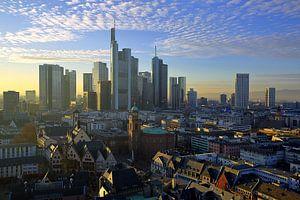 Ausblick auf Frankfurt