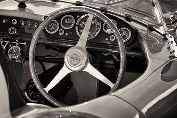 Ferrari 500 Mondial SL Competizione dashboard sur Sjoerd van der Wal