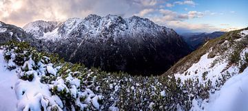 Les montagnes magiques des Tatras sur Maarten Mensink