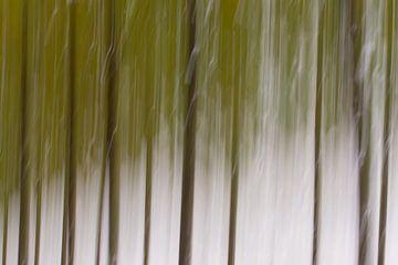 Abstrakte Landschaft von Lucia Leemans