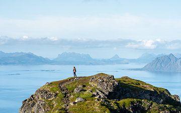 Randonnées en Norvège sur Jeroen Kleiberg