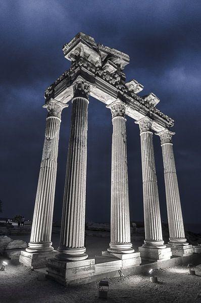 Temple sur Mark Bolijn